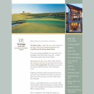 Grand Mercure Hunter Valley Accommodation