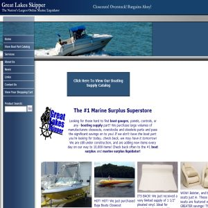 Boating Accessories - Discount Marine Parts & Boat Supplies