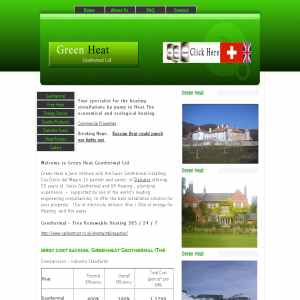 Green Heat Geothermal Ltd