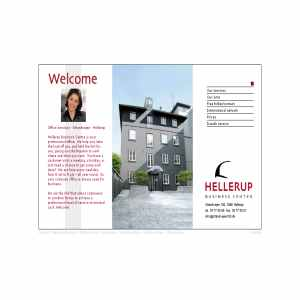 Hellerup Business Centre: Telephone answering and office service