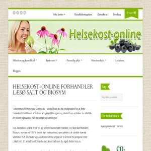 Helsekost-online billig helse og kosttilskud til dig