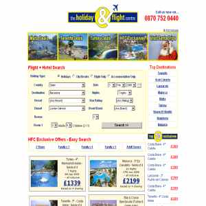Deals and holiday deals – Holiday and flight centre