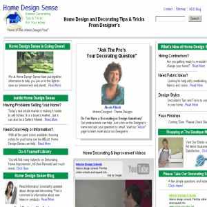 Home Design Sense
