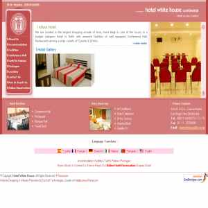 Budget hotel accommodation services in Delhi,India