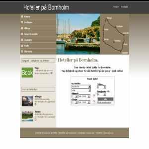 Hotels Bornholm