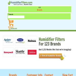 Humidifier Filters.com