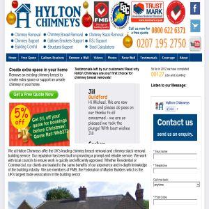Hylton Chimneys - UK