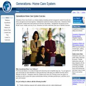 Home Healthcare Software at idb-sys.com