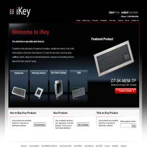 Touchpad Keyboard - iKey