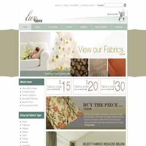 Upholstery Fabric | Designer Fabrics Store