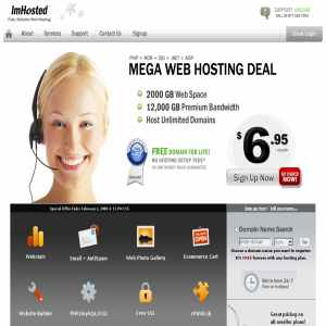 ImHosted.com Website Hosting