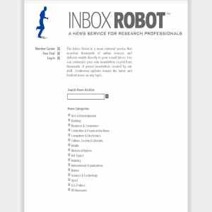 Inbox Robot