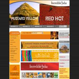 Incredible India Official Tourism Website