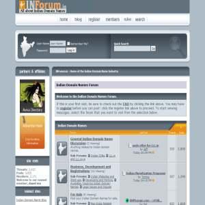 India Domain Forum