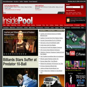 Billiards Magazines, Pool Games, Billiard News
