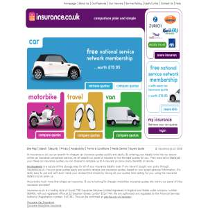 Car Insurance - insurance.co.uk