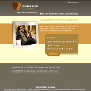 Interracial dating site for black women