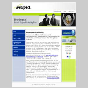 iProspect Search Engine Marketing