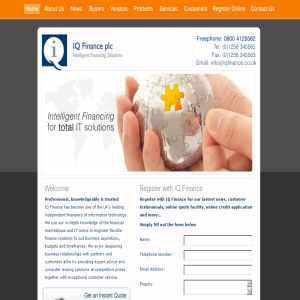 IQ Finance plc