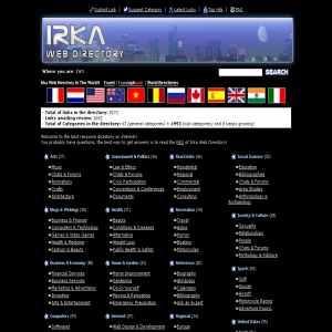 Irka Web Directory