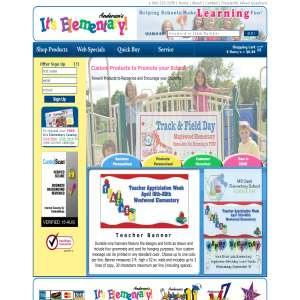Elementary School Honor Roll