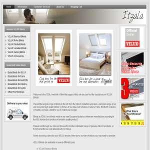 Velux Blackout blinds from Itzala.co.uk