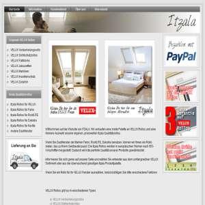 Velux Blinds - Itzala Germany