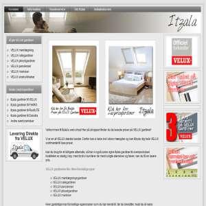 Velux blinds - Itzala webshop