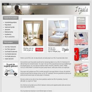 Itzala - Netherlands - Cheap Velux blinds