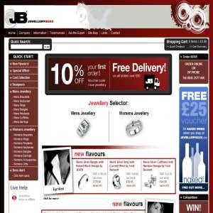Mens Jewellery - Jewelleryboxx.com