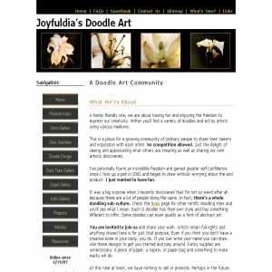 Joyfuldias Doodle Art