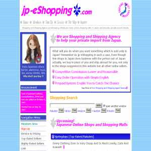 Japan Online Shopping in English