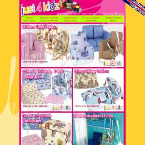 Just 4 Kidz Childrens Furniture