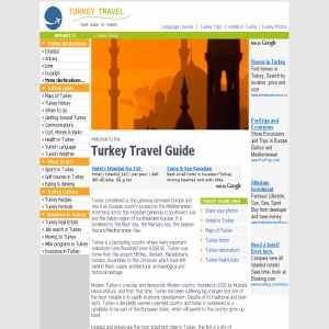 Travel Turkey