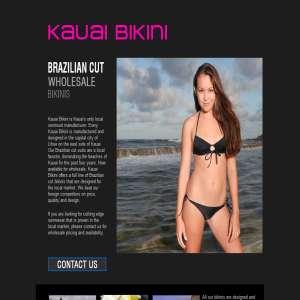 Kauai Bikini