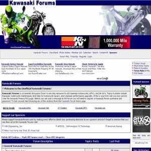 Kawasaki Forum