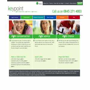 Keypoint Compensation Claims