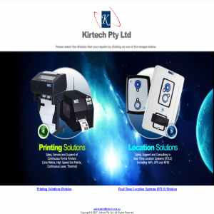 Kirtech - Printronix Line printer, Microplex Production Laser, RFID, MICR