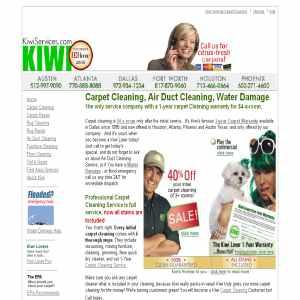 Kiwi Carpet Cleaning