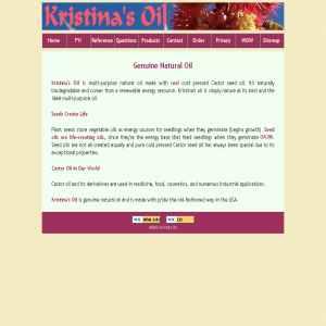 Kristinas Oil