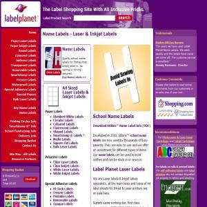 Labels Label Planet Ltd