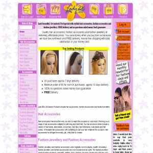 Lady2b - Hair, Fashion & Jewellery Accessories UK