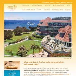 Laguna Beach Resorts: Laguna Cliffs Marriott Resort & Spa