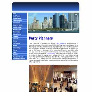 Party Planners- Event Planning | Carnival Games | Miami