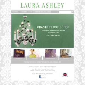 Laura Ashley - lifestyle brand