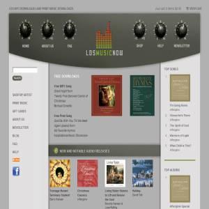 LDSMusicNow - Sheet Music Downloads