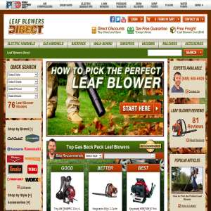 Leaf Blowers Direct