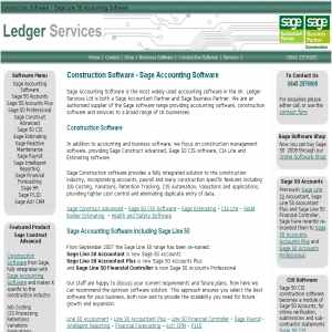 Ledger Services Limited