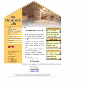 Lee Chamberlain Loft Conversions Leicestershire