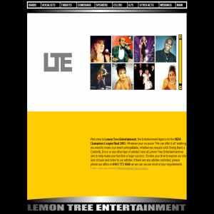 Lemon Tree Entertainment